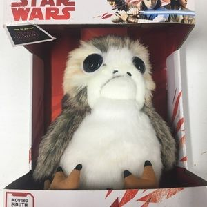 Star Wars action plush - Porg